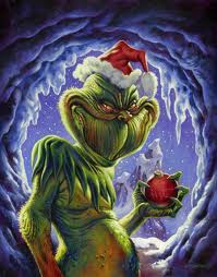 How The Grinch Stole Horror (By Dr. Jaw)