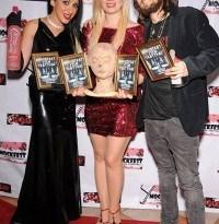Actress Devanny Pinn, Director / Producer / Co-Writer / Actress Jessica Cameron, & Actor Ryan Kiser