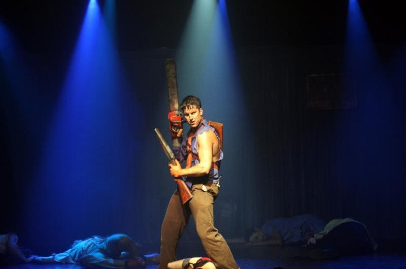 Evil Dead The Musical Expands To 5 Nights A Week