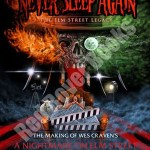 Never Sleep Again Nightmare on Elm St Documentary Coming To Print