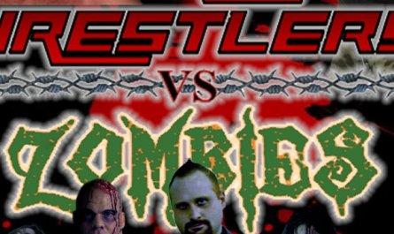 Pro Wrestlers Vs. Zombies (2014)