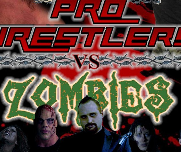 Pro Wrestlers vs Zombies – Rocky Horror In The Ring