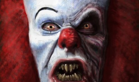 IT - Pennywise Clown