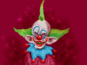 Killer Klowns From Outer Space by Makinita