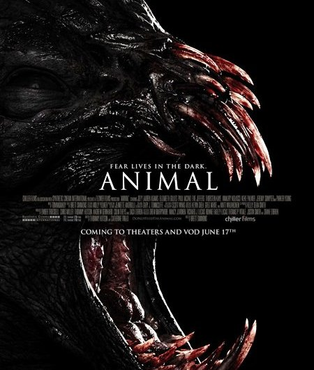 Animal (2014) – You Better Run!