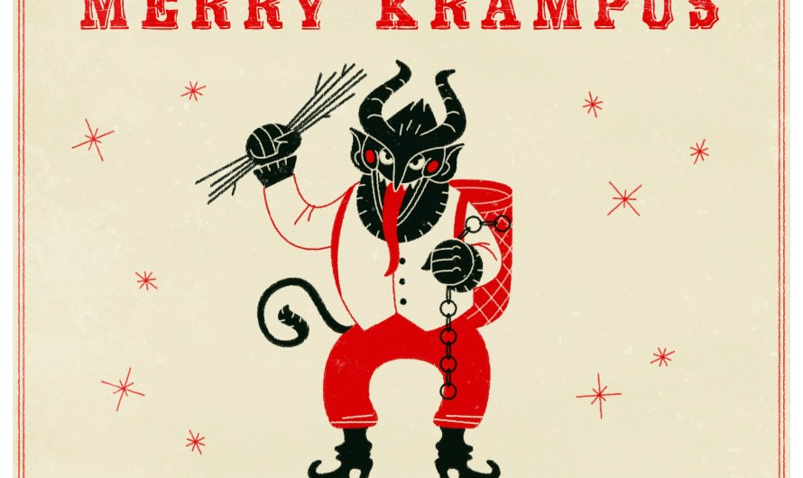 Universal Sets Release Dates For Krampus & Spectral