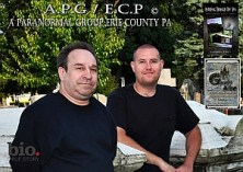 APG/ECP-Paranormal Investigations