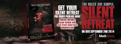 Silent Retreat DVD Banner