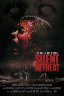 Silent Retreat Final DVD Poster
