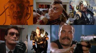 Vernon Wells-Mad Max 2, Weird Science, Alien Hunger