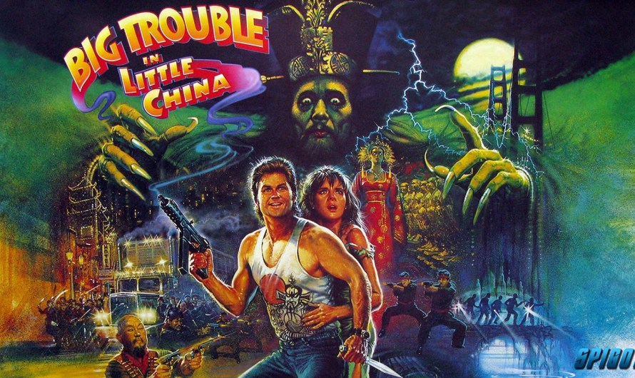 Beer & A Movie: Big Trouble In Little China/ Great Divide Yeti