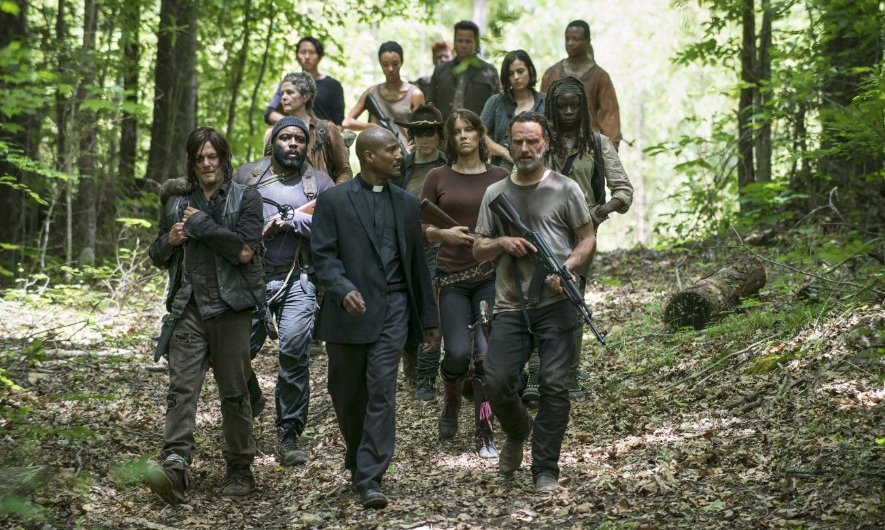 The Walking Dead – Strangers (S05E02)