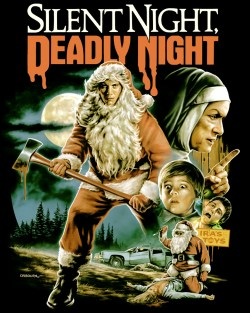 Fright Rags Silent Night Deadly Night Shirt