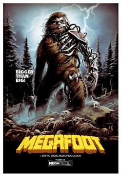 MEGAFOOT Poster