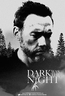 Dark Was The Night Teaser Poster