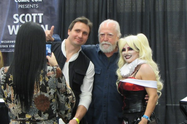 Scott Wilson from The Walking Dead