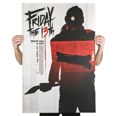 Electric Zombie Friday The 13th Death Has A Day
