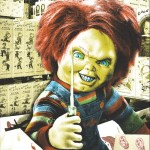 Fright Rags Chucky Chant Poster