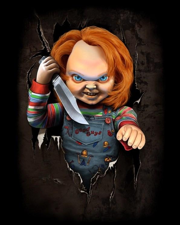 Fright Rags Chucky V4 T-Shirt