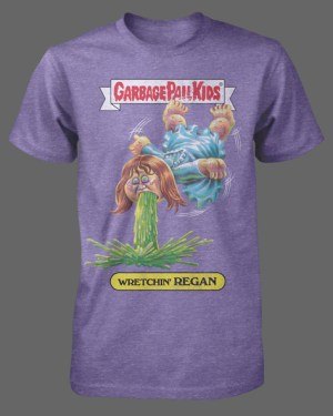 Garbage Pail Kids - Wretchin Regan Shirt