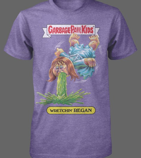 Garbage Pail Kids Are Back At Fright Rags