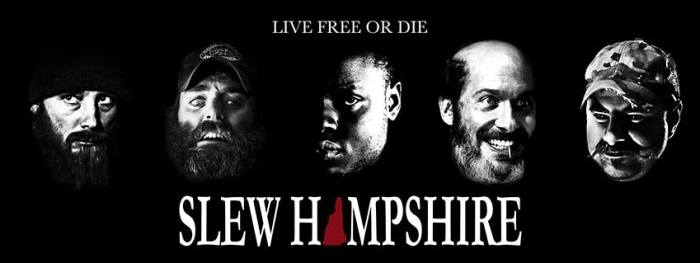 Live Free Or Die Slew Hampshire