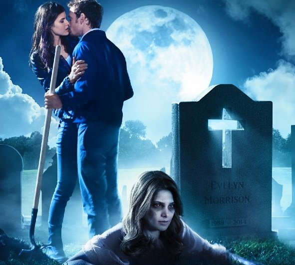 Burying the Ex – Behind the Times Horror