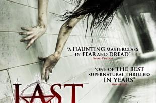 Last Shift DVD