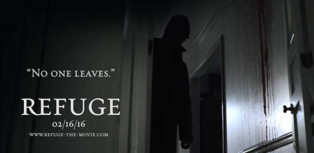 Refuge - No One Leaves