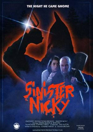 Sinister Nicky Poster