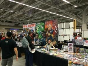 Wizard World CLE 2016 - Comic Legene Neal Adams