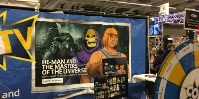 Wizard World CLE 2016 - He-Man