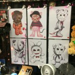 Wizard World CLE 2016 - Cute Horror Prints