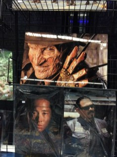Wizard World CLE 2016 - Horror Prints