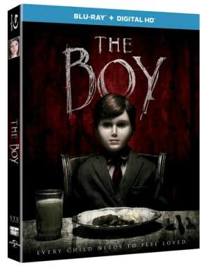 The Boy (2016) Blu-Ray