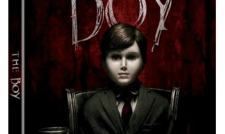 The Boy (2016) Blu-Ray