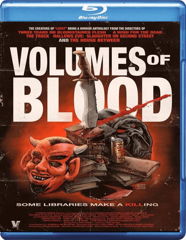 Volumes of Blood Blu-Ray