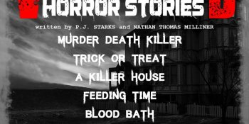Volumes of Blood - Horror Stories List
