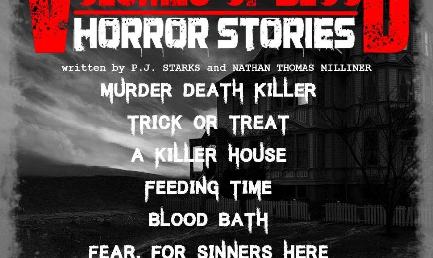 Blood Drive Begins – Volumes of Blood: Horror Stories