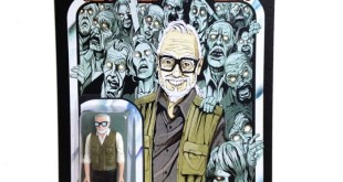George A Romero Toy