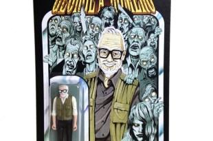 George A Romero Toy