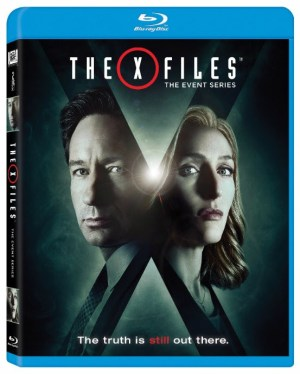 The X-Files The Event Series Blu-Ray