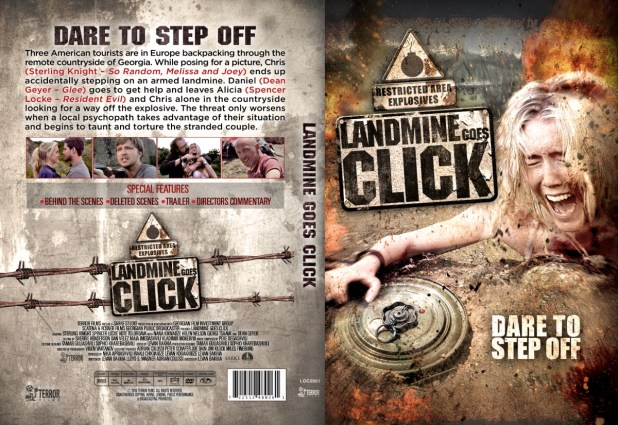 Landmine Goes Click DVD Artwork