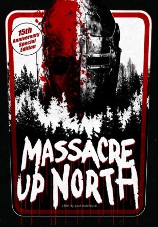 Massacre Up North DVD Cover