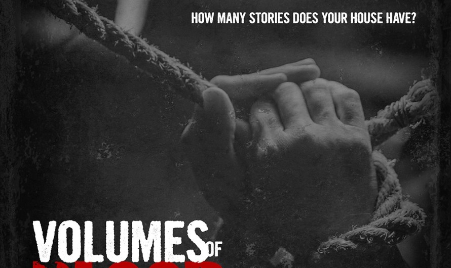 Volumes of Blood: Horror Stories Teaser Posters