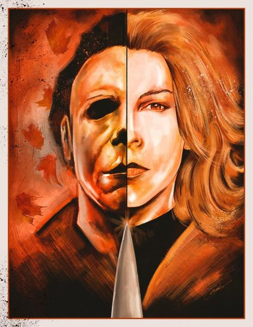 Final Girls & Cinema Survivors - Laurie Strode (Halloween)