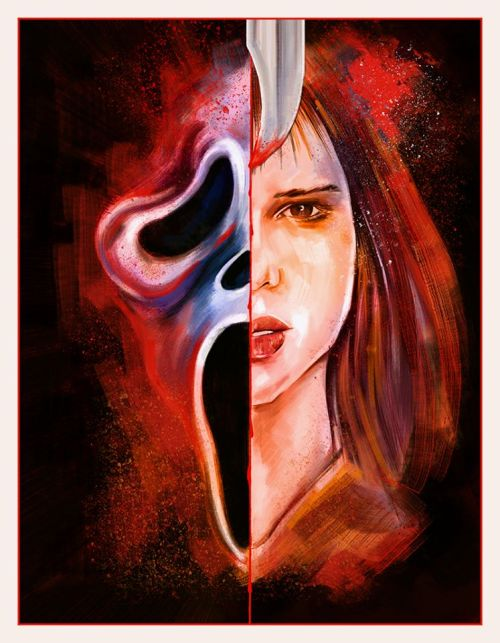 Final Girls & Cinema Survivors - Sidney Prescott (Scream)