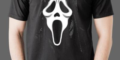 Fright Rags - Ghost Face V4