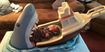 Jaws Crib