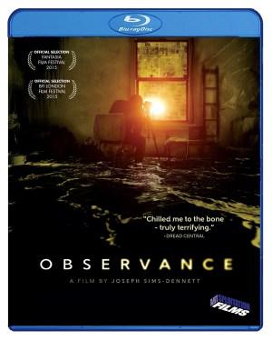 Observance Blu-Ray